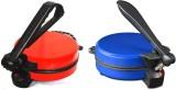 Muxyn Blue & Red Roti Maker Combo Roti/K...