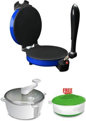 Spice Maxx Spice Maxx Roti Maker Roti/Khakhra Maker