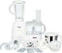 Inalsa fiesta 650 W Food Processor(White)