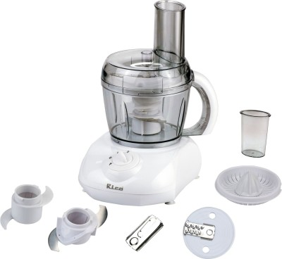 Rico Food Factory 400 W Juicer Mixer Grinder