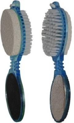 AntiqueShop 4 in 1 Foot Scrubber Blue
