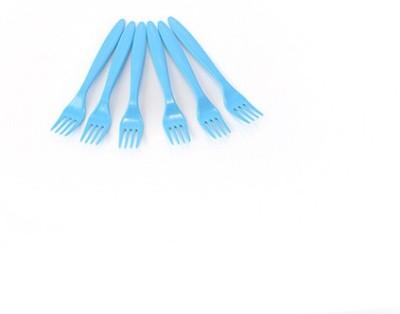 Pratha Plastic Dessert Fork Set