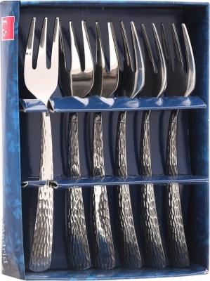 FNS Madrid Stainless Steel Fruit Fork Set