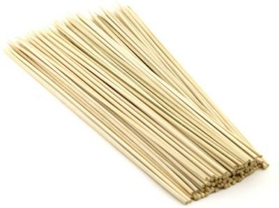 Webshoppers Skewers Sticks 10 Inch Disposable Wooden Roast Fork Set