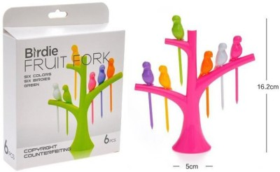 Gade Plastic Fruit Fork Set