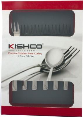 Kishco Stainless Steel Fruit Fork Set
