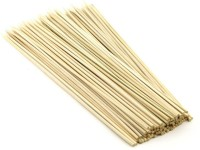 SHOPTICO Disposable Bamboo Roast Fork Set(Pack of 100)