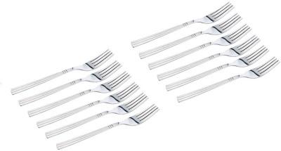 KOKO Rainbow Design Stainless Steel Table Fork Set