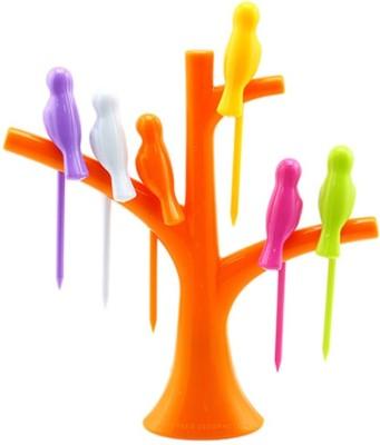 Palakz Plastic Fruit Fork