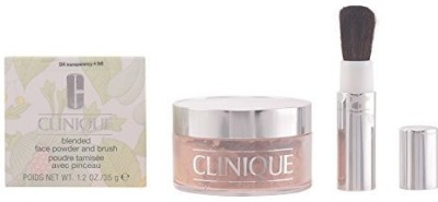 Clinique Blended Face Powder and Brush Foundation