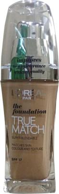 L,Oreal Paris True Match Super Blendable Makeup  Foundation