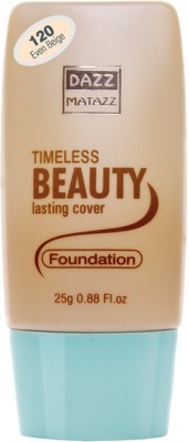 Dazz Matazz Timeless Beauty Lasting Cover  Foundation