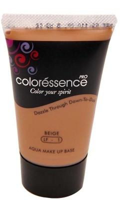 Coloressence Aqua Makeup Base Beige Foundation