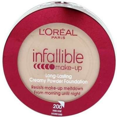 L,Oreal Paris Infallible Makeup Compact Foundation