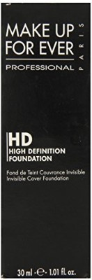 Make Up For Ever HD Invisible Cover  Foundation(110 Pink Porcelain)