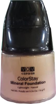 Vov Colorstay Mineral  Foundation