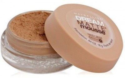 Maybelline Dream Matte Mousse Foundation - 18 g