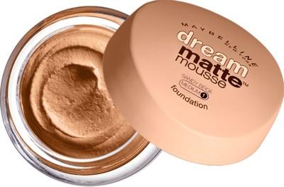 Maybelline Dream Matte Mousse Foundation - 18 g(Sandy Beige medium 1)