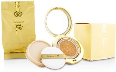 Whoo (The History Of Whoo) Gongjinhyang Mi Luxury Golden Cushion SPF50 Foundation