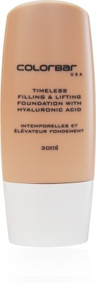 Colorbar TIMELESS FILLING AND LIFTING FOUNDATION 30ML Foundation(Sweet Rose, 30 ml)