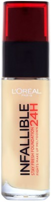 L,Oreal Paris Infallible Stay Fresh 24h Foundation