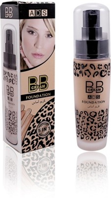 ADS Ads Bb Cream Foundation 5in1 Free Liner & Rubber Band-Aorm Foundation