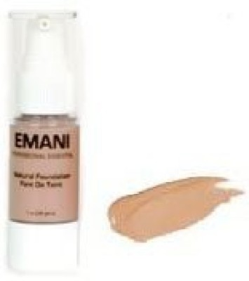 emani minerals cosmetics Natural Liquid Foundations Foundation
