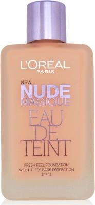 L,Oreal Paris Nude Magique Fresh Feel Foundation