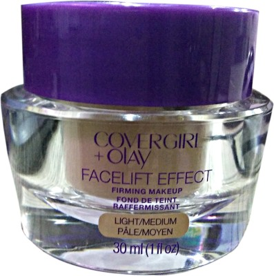 Covergirl Covergirl + Olay Facelift Effect  Foundation