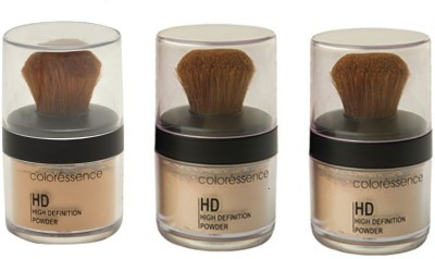 Coloressence High Defination Powder (Packof3) Foundation