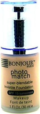 Bonjour Paris Pump Foundation 4 Foundation