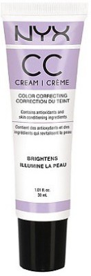 Nyx cc cream - brightens Foundation