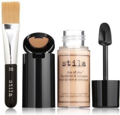 stila Stay All Day Foundation, Concealer & Brush Kit Foundation