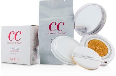 Banila Co. It Radiant CC Cushion SPF35 With Extra Refill Foundation