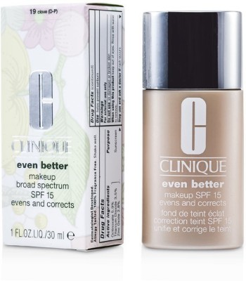 Clinique Even Better Makeup SPF15 (Dry Combination to Combination Oily) Foundation