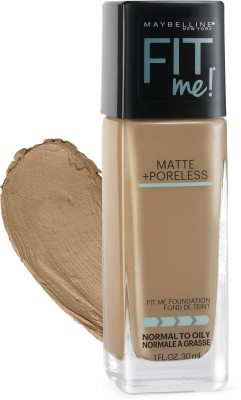 Maybeline New York Fit Me  Foundation