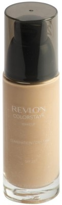 Revlon Colorstay Make Up Combination/Oily Skin (Spf-15) Foundation(Natural Tan, 30 ml)