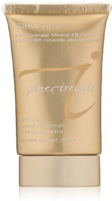 jane iredale Glow Time Full Coverage Mineral BB Cream, BB6, 1.70 oz. Foundation
