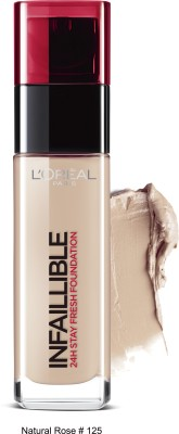 LOreal Paris Infallible 24H Liquid Foundation