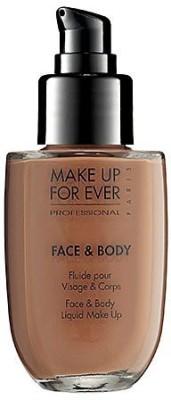 Make Up For Ever Face & Body Liquid Makeup Foundation