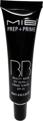 MIB Prep,Prime Beauty Balm (SPF-25) Foundation