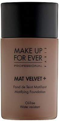 Make Up For Ever Mat Velvet + Matifying  Foundation