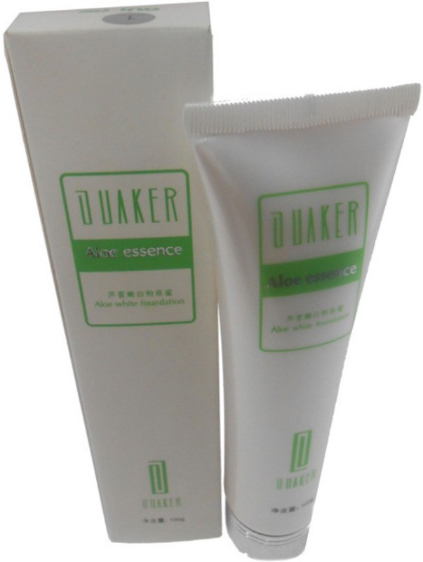 Quaker White  Foundation(Natural, 100 g)