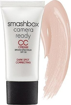 Smashbox Camera Ready CC Cream Broad Spectrum SPF 30 Dark Spot Correcting Foundation