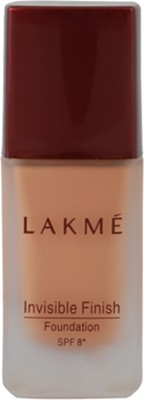 Lakme Invisible Finish Foundation 25 ml