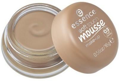 Essence Soft Touch Mousse Make-up Matt Foundation