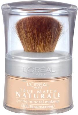 L,Oreal Paris True Match Naturale Mineral - Light Ivory Foundation
