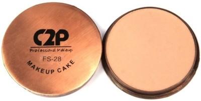 C2p Professional Makeup Cake Foundation