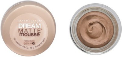 Maybelline Dream Matte Mousse - 18 g