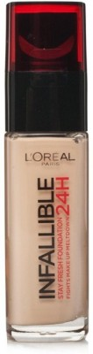 L,Oreal Paris Loreal Paris Infallible 24h Foundation
